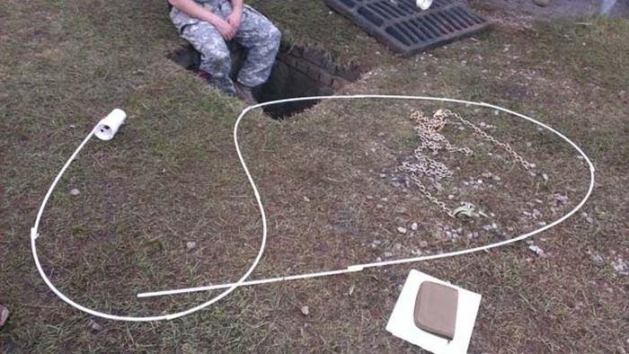 アメリカ陸軍の熱い救出任務が話題になる写真