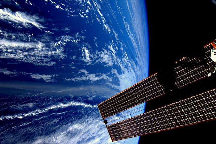 宇宙から撮影された美しい地球写真