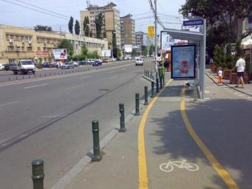 ブルガリアの自転車道