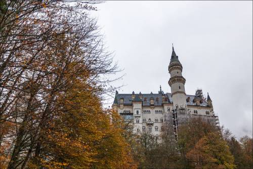 ルートヴィヒ二世のノイシュバンシュタイン城