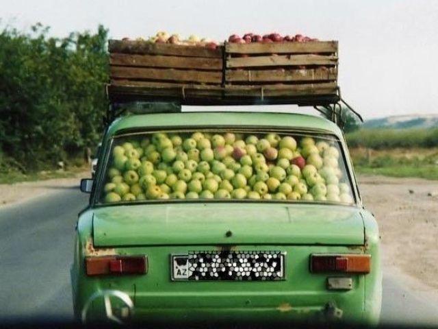 ロシアの日常風景
