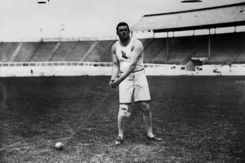 100年以上前のロンドンオリンピック1908年の画像