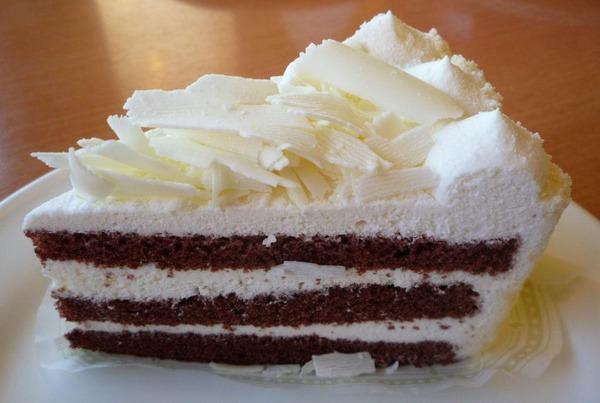 本当に美味しそうなチョコレートケーキの写真