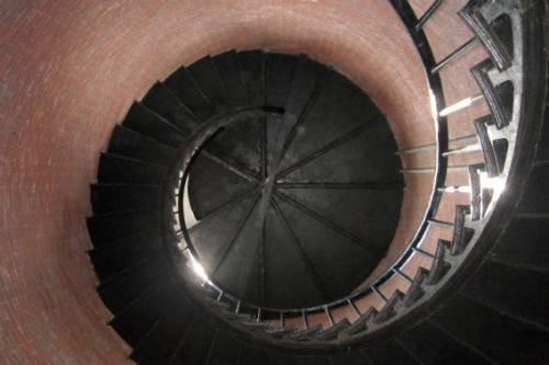 螺旋階段の写真
