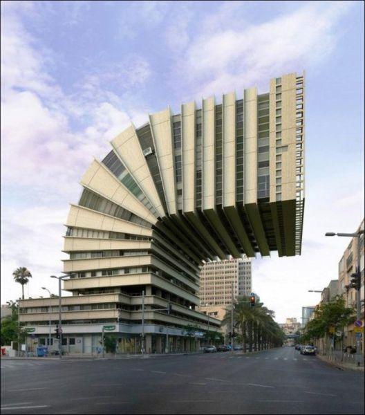 世界の独創的な建築の数々が面白い写真