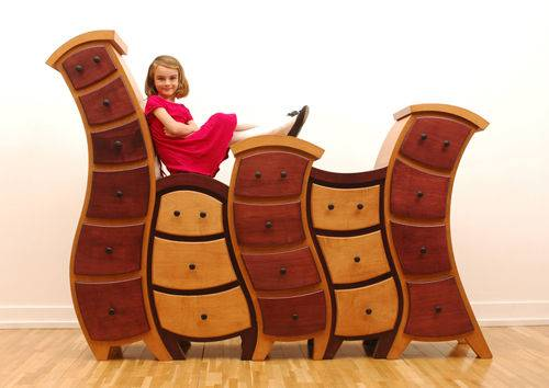 遊び心たっぷりの面白家具