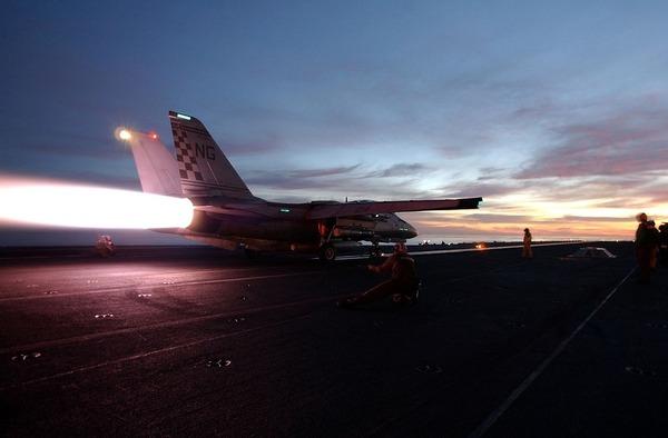 空のロマン♪ 戦闘機の写真