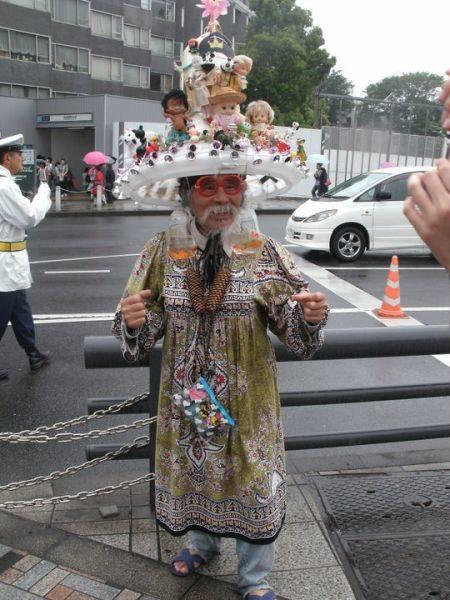 欧米を仰天させたアジア人たちの写真