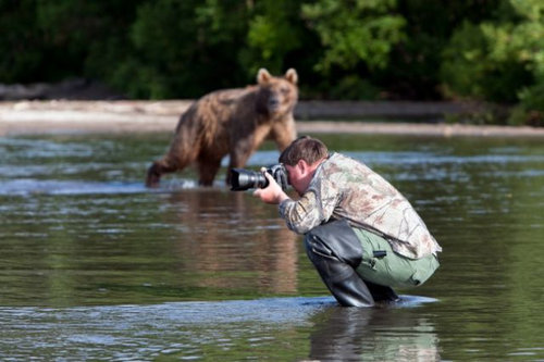 カメラマンは皆が苦労してるんだ!と分かる写真