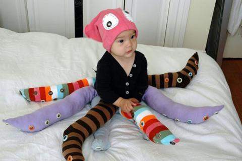 赤ちゃんのコスプレが可愛すぎる(*´∀`*)癒されるな